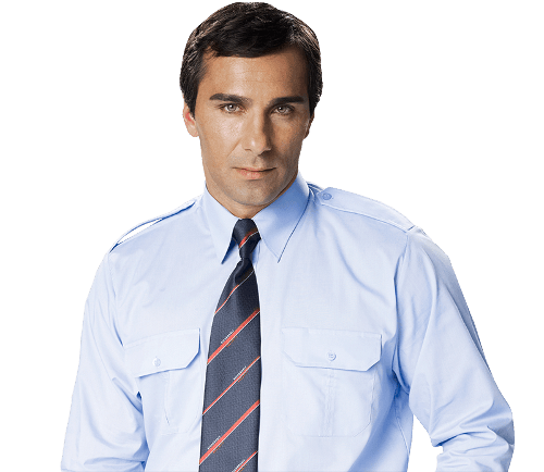 Dienstkleidung Mann